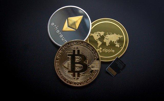 eine Abwärtskorrektur bei Bitcoin Code